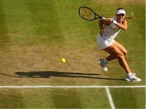 After two years of losing to Williams, Kerber wins Wimbledon women's title