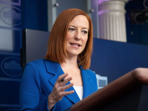 A Twitter and Roblox user posing as a White House reporter snuck in 4 questions to press secretary Jen Psaki