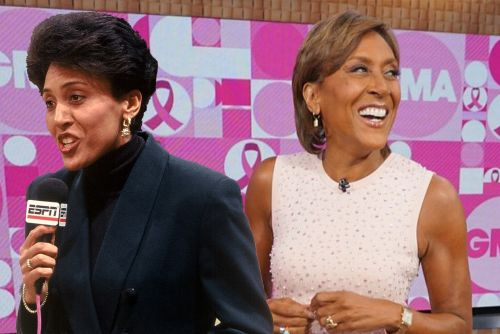 Robin Roberts turns 60: The 'GMA' host's life and career through the years