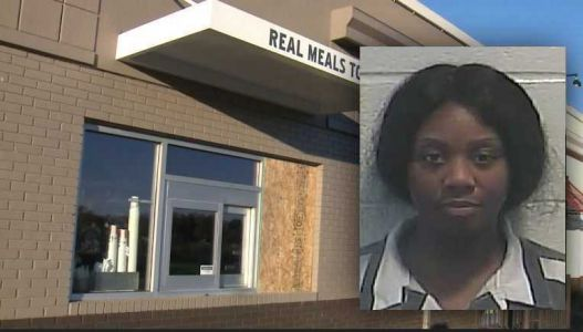 Georgia woman returns to Kentucky to face charges of shooting at KFC drive-thru window