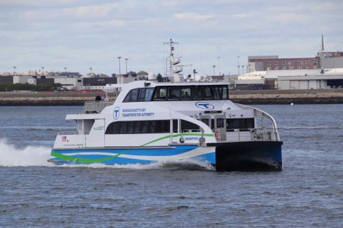 MBTA suspends ferry service for Tuesday, Wednesday due to weather