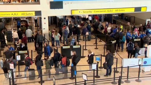 2 BWI-Marshall TSA security screening officers tested positive for coronavirus
