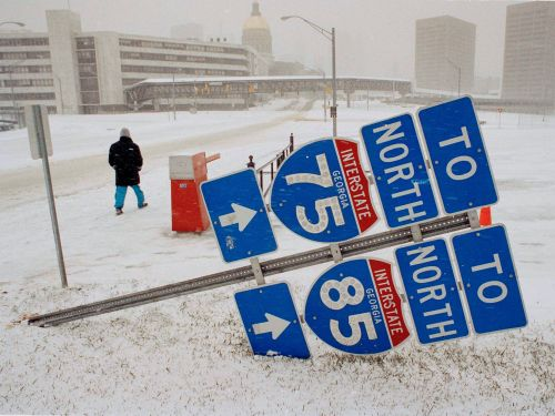 10 of the biggest blizzards to ever hit the US