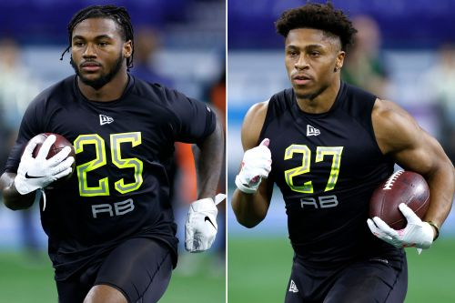 NFL Draft 2020: Ranking the top 10 running backs