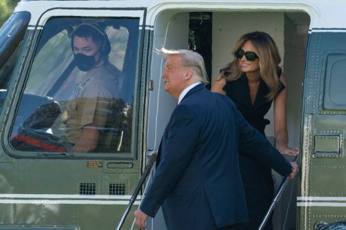 'Fake Melania' conspiracy theory resurfaces with image of first lady