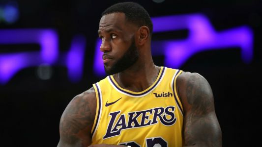 LeBron James criticizes Daryl Morey's anti-China tweet: 'So many people could have been harmed'