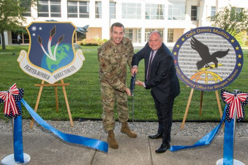 Wright-Patterson AFB opens cyber defense facility