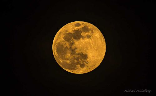 Watch this video if you missed last night's supermoon
