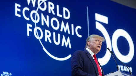 Trump rejects environmental 'prophets of doom' and their 'apocalyptic predictions' in Davos speech