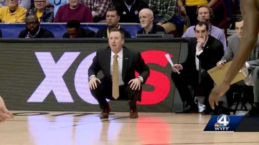 Wofford's Jay McAuley on his first year as head coach
