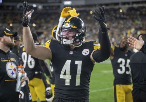 Benched to begin the season, LB Robert Spillane is being infused back into Steelers defense