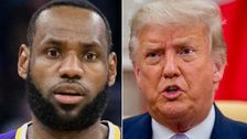 LeBron James Dunks On Donald Trump's Claim He Won't Watch NBA If Players Take A Knee