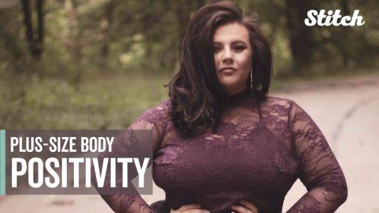 Plus-size model hopes to share message of body positivity on Miss USA stage