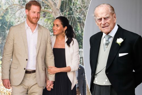 Prince Philip reportedly refused to get involved in family's Megxit talks