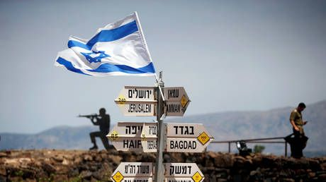 Trump's Golan Heights recognition 'an act of brigandry' - George Galloway