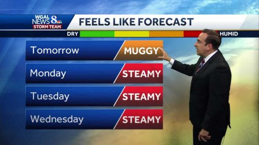 Another Heat Wave For The Susquehanna Valley