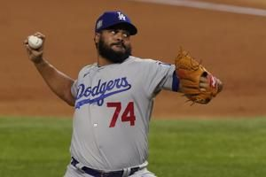 Dodgers' Jansen has heater back after early fall struggles