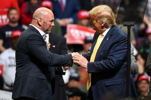 Trump campaign, UFC team up for massive YouTube ad during final debate