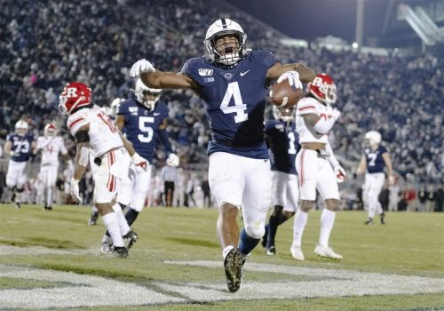 Penn State to play in Cotton Bowl against No. 15 Memphis