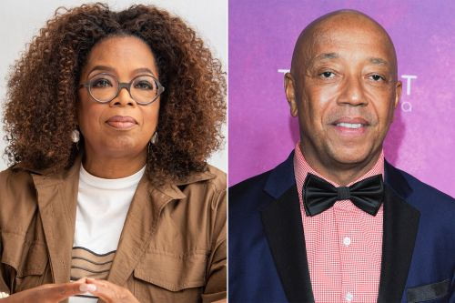 Oprah says Russell Simmons tried to pressure her to drop documentary about accusers