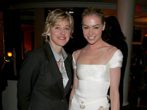 Ellen DeGeneres and Portia de Rossi are one of Hollywood's longest-lasting love stories - here's a timeline of their romance