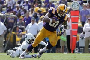 Moss envisions more highlight-reel plays for No. 1 LSU