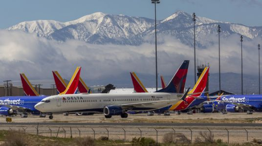 Relief Package Includes Billions For Boeing And Airlines