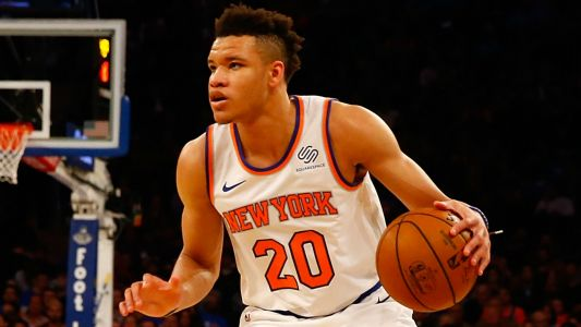 Kevin Knox injury update: Knicks rookie expected to miss 2-4 weeks with ankle sprain
