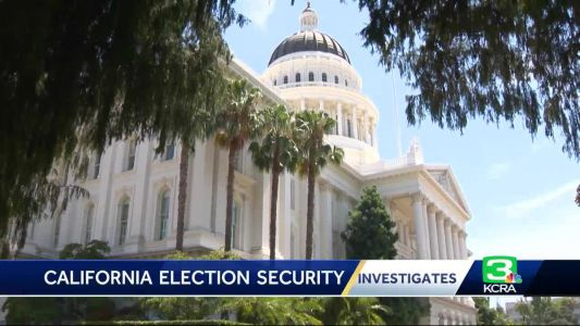 California ramping up security in advance of presidential primary