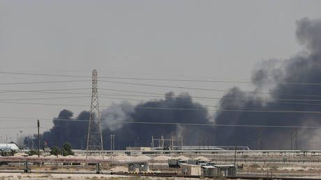 Saudi Arabia confirms about half of Aramco's production interrupted due to drone strikes