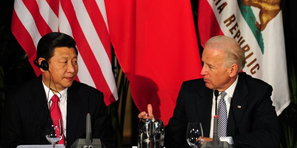 Chinese leader Xi Jinping warns against the consequences of a 'new cold war' in first speech since Biden's inauguration
