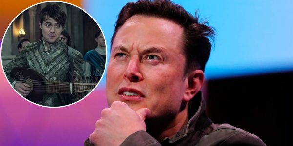 Elon Musk has had the viral song from 'The Witcher' stuck in his head for at least a week