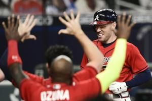 Red Sox vs. Braves highlights: Freddie Freeman walks it off in 11th to beat Sox, 8-7
