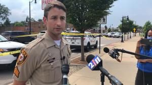Watch now: Police provide update following a carjacking and high speed pursuit