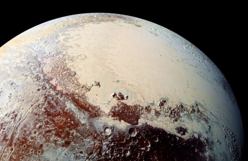 Pluto Has a Buried Ocean - And So Might Many Other Worlds