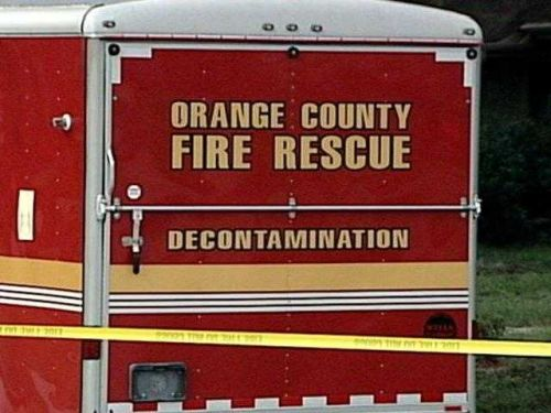 Orange County Fire Rescue battalion chief accused of domestic battery, relieved of duty