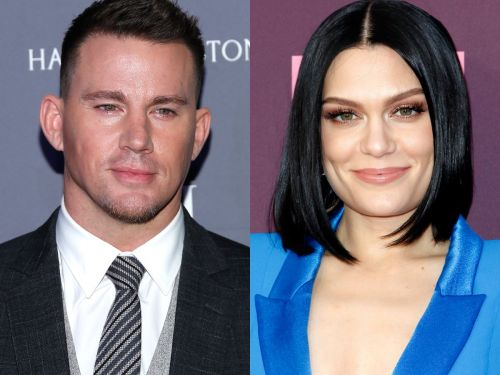 Channing Tatum had great things to say about Jessie J after attending her concert - and now people believe he's made their relationship official