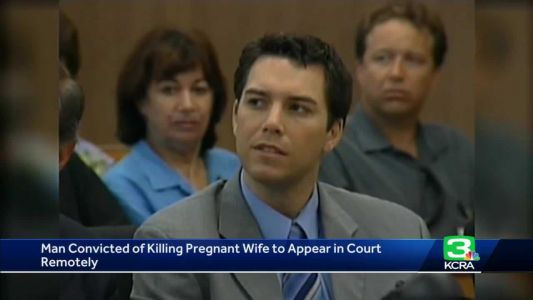 Scott Peterson to appear in court remotely as murder convictions re-examined