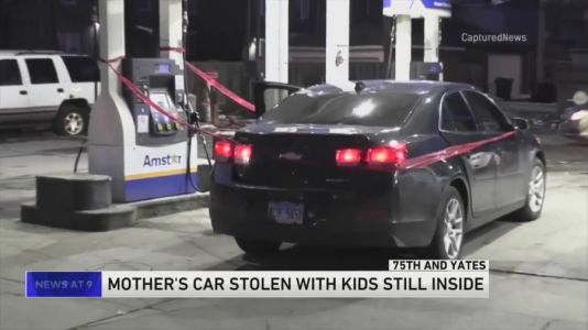 Woman carjacked with two children in vehicle on South Side, family safely reunited
