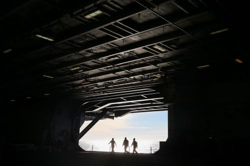 Sailor aboard 4th U.S. aircraft carrier tests positive for coronavirus
