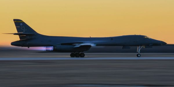 US Air Force bombers are on an 'historic' mission to Norway to let allies know they'll be 'on target, first time'