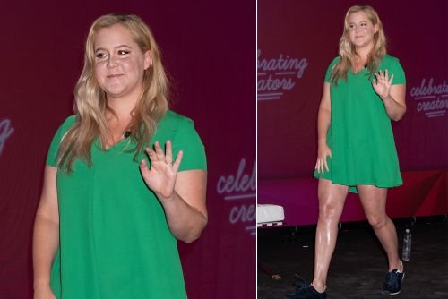 Amy Schumer takes the stage and more star snaps