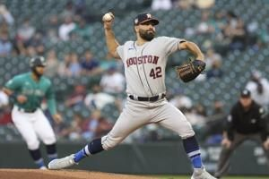 France delivers game-ending hit, Mariners drop Astros 6-5