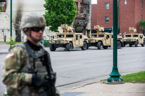 MN Nat'l Guard Chaplains Reflect On George Floyd Protests, Lessons Learned: 'The Work Isn't Done'