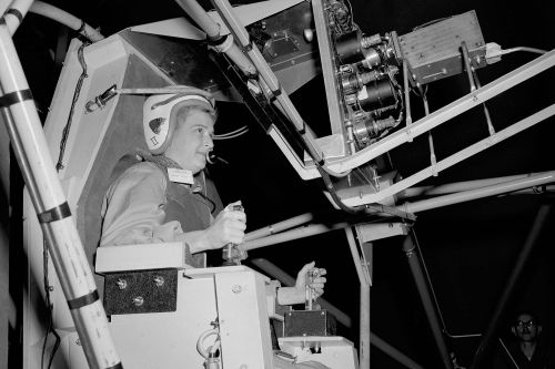 Jerrie Cobb, first female astronaut candidate, dead at 88