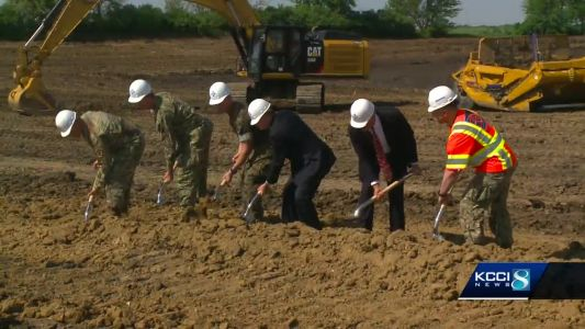 Marines, Navy marching into Johnston with $19M rescue center