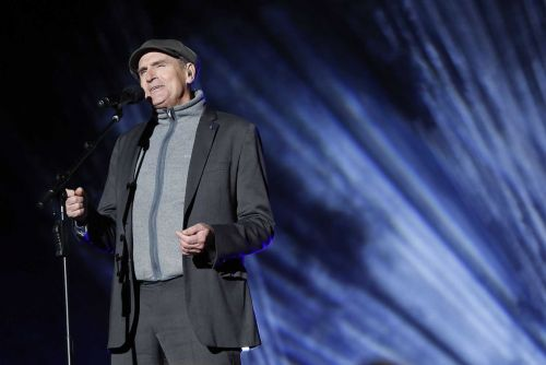 James Taylor coming to Pittsburgh in June