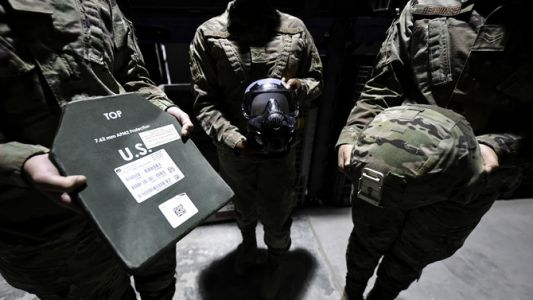ETDC supplying Airmen with right gear for mission