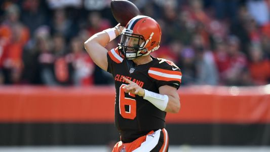 """Gregg Williams tells Baker Mayfield """"don't be afraid of making mistakes"""""""