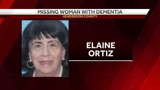 Henderson County deputies search for missing dementia patient